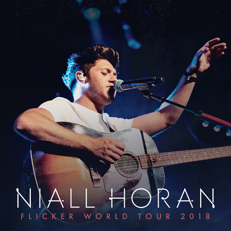 Niall Horan de One Direction agendó su primer concierto en Chile