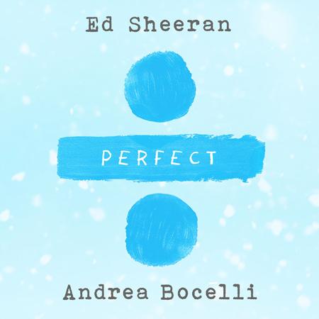 Ed Sheeran lanzan tema a dúo con Andrea Bocelli