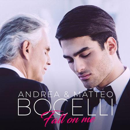 Bocelli reaparece en álbum con su hijo Matteo este 26 de octubre