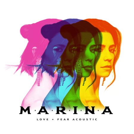 ¿Qué estáis escuchando ahora? - Página 6 MARINA-Love-Fear-Acoustic-EP-2019
